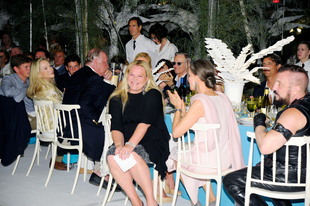 Katharina Otto-Bernstein==Animal Rescue Fund of the Hamptons Bow Wow Meow Ball== Animal Rescue Fund Of The Hamptons, Wainscott==August 20, 2016==©Patrick McMullan==Photo: PatrickMcMullan/PMC====
