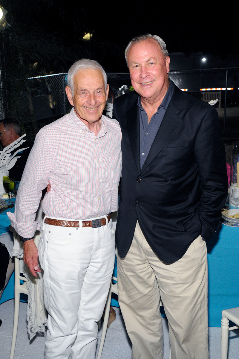 Donald Zucker, Robert Wilson== Animal Rescue Fund of the Hamptons Bow Wow Meow Ball==  Animal Rescue Fund Of The Hamptons, Wainscott== August 20, 2016== ©Patrick McMullan== Photo: PatrickMcMullan/PMC== ==