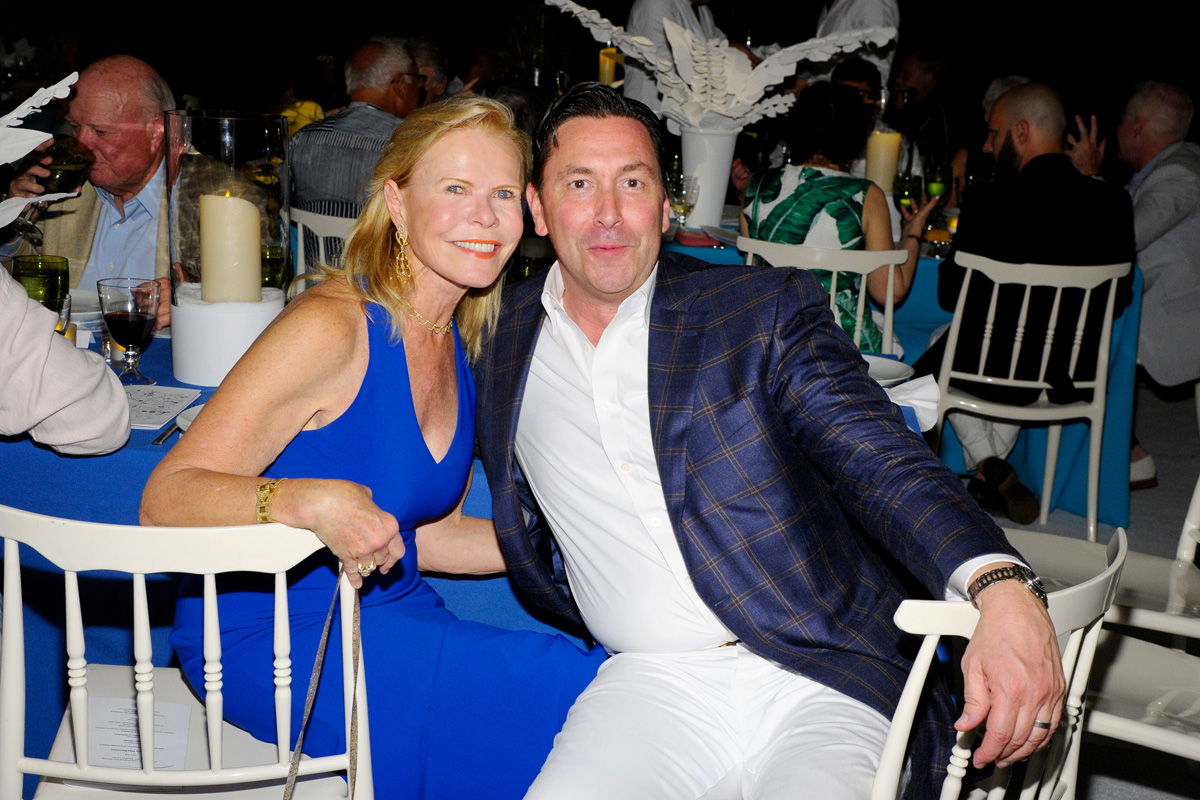 Dale Leff, Gordon Hoppe==Animal Rescue Fund of the Hamptons Bow Wow Meow Ball== Animal Rescue Fund Of The Hamptons, Wainscott==August 20, 2016==©Patrick McMullan==Photo: PatrickMcMullan/PMC====