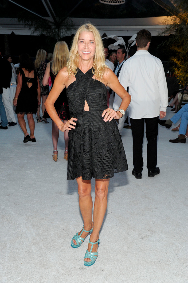 Candace Bushnell==Animal Rescue Fund of the Hamptons Bow Wow Meow Ball== Animal Rescue Fund Of The Hamptons, Wainscott==August 20, 2016==©Patrick McMullan==Photo: PatrickMcMullan/PMC====