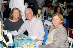 Barbara Zucker, Donald Zucker, Pat Wilson,==Animal Rescue Fund of the Hamptons Bow Wow Meow Ball== Animal Rescue Fund Of The Hamptons, Wainscott==August 20, 2016==©Patrick McMullan==Photo: PatrickMcMullan/PMC====
