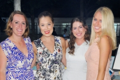 Allie Gray, Cordelia Meserow, Nicole Gillette, Alex Carr==Animal Rescue Fund of the Hamptons Bow Wow Meow Ball== Animal Rescue Fund Of The Hamptons, Wainscott==August 20, 2016==©Patrick McMullan==Photo: PatrickMcMullan/PMC====