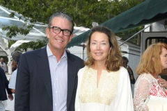 Brian McCarthy, Lisa McCarthy==Animal Rescue Fund of the Hamptons Bow Wow Meow Ball== Animal Rescue Fund Of The Hamptons, Wainscott==August 20, 2016==©Patrick McMullan==Photo: PatrickMcMullan/PMC====