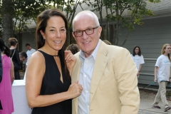 Robin Kramer, Albert Behler==Animal Rescue Fund of the Hamptons Bow Wow Meow Ball==Animal Rescue Fund Of The Hamptons, Wainscott, NY==August 20, 2016==©Patrick McMullan==Photo - Owen Hoffmann/PMC== ==