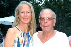 Liz Brown, Leslie Alexander==Animal Rescue Fund of the Hamptons Bow Wow Meow Ball== Animal Rescue Fund Of The Hamptons, Wainscott==August 20, 2016==©Patrick McMullan==Photo: PatrickMcMullan/PMC====