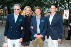 Nathan Bernstein, Katharina Otto-Bernstein, Nick Otto-Bernstein, Joni Otto-Bernstein==Animal Rescue Fund of the Hamptons Bow Wow Meow Ball== Animal Rescue Fund Of The Hamptons, Wainscott==August 20, 2016==©Patrick McMullan==Photo: PatrickMcMullan/PMC====