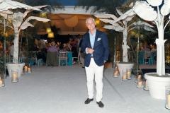 Davin Monn==Animal Rescue Fund of the Hamptons Bow Wow Meow Ball== Animal Rescue Fund Of The Hamptons, Wainscott==August 20, 2016==©Patrick McMullan==Photo: PatrickMcMullan/PMC====