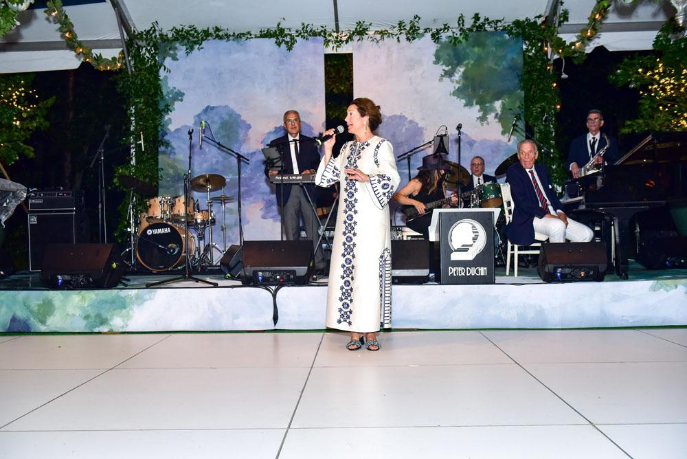 ARF Board President Lisa McCarthy