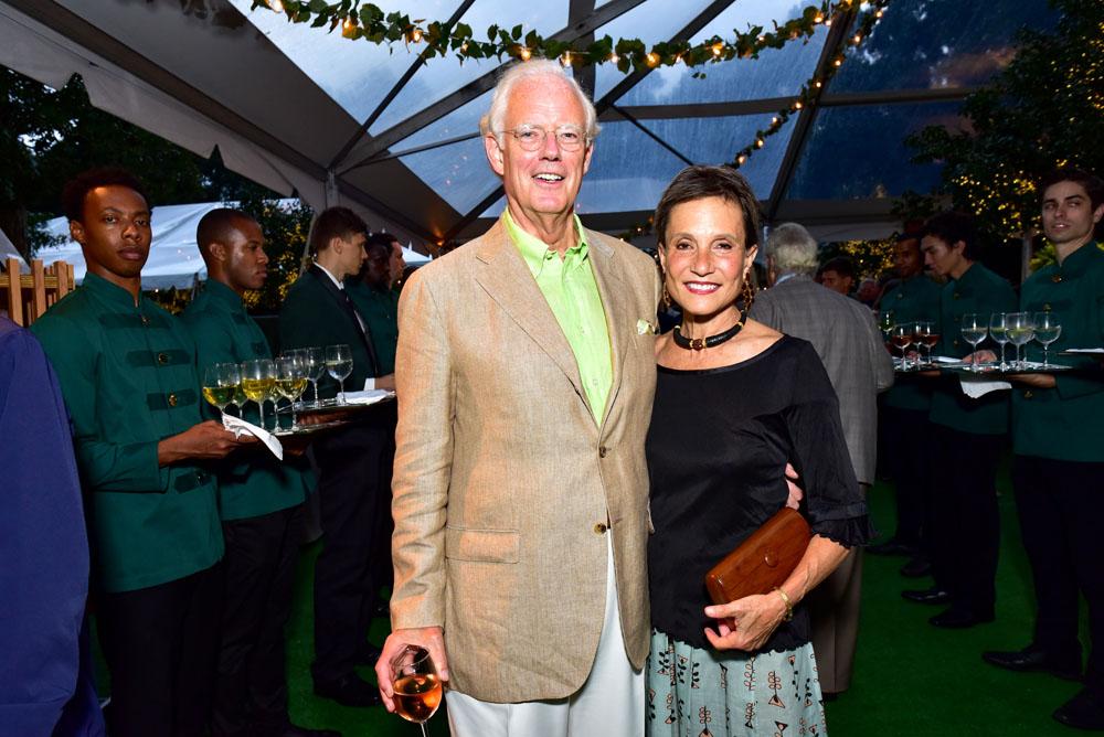 Alan McDonald and Christina McDonald