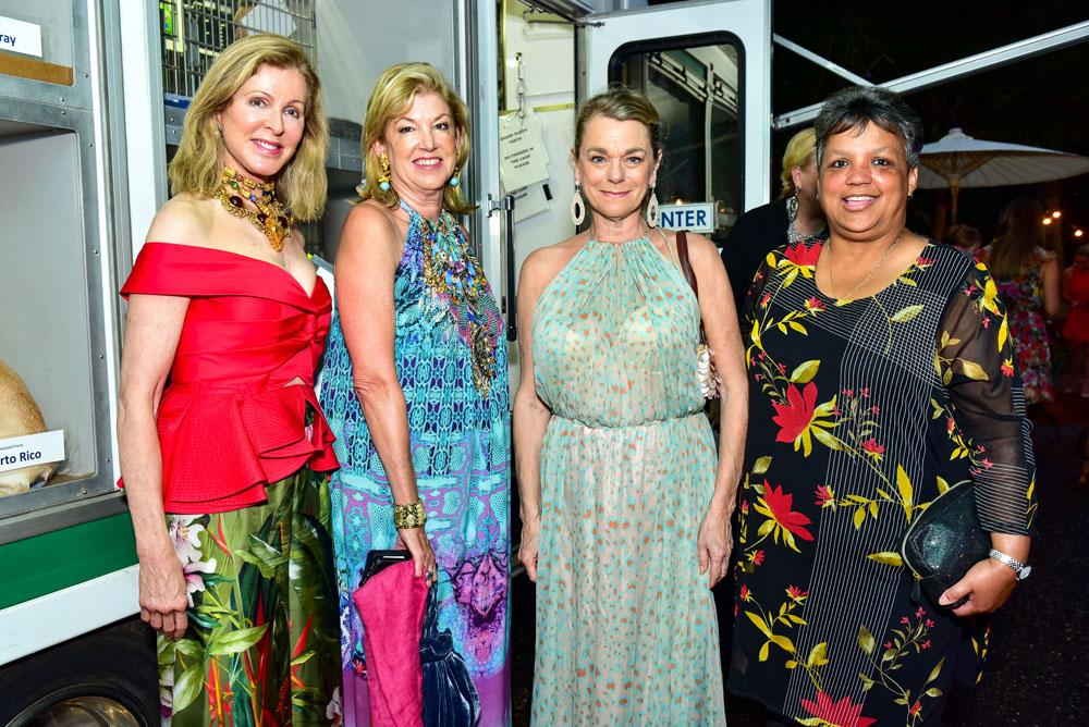 Ellen Scarborough, Betsy Ruprecht, Debbie Bancroft and Deborah Whitney