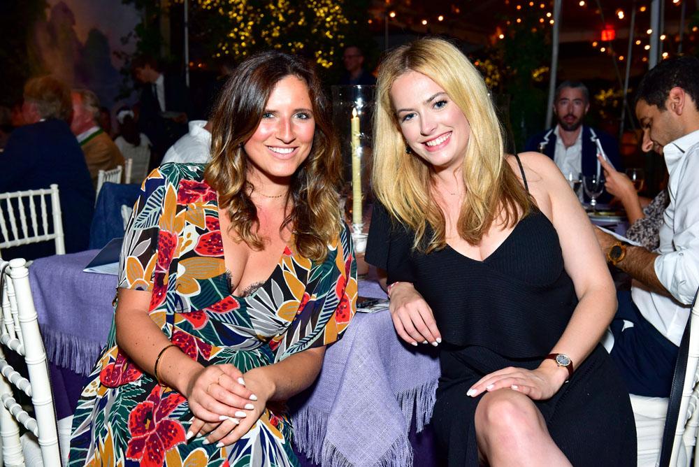 Victoria Adevai and Sarah Boylan