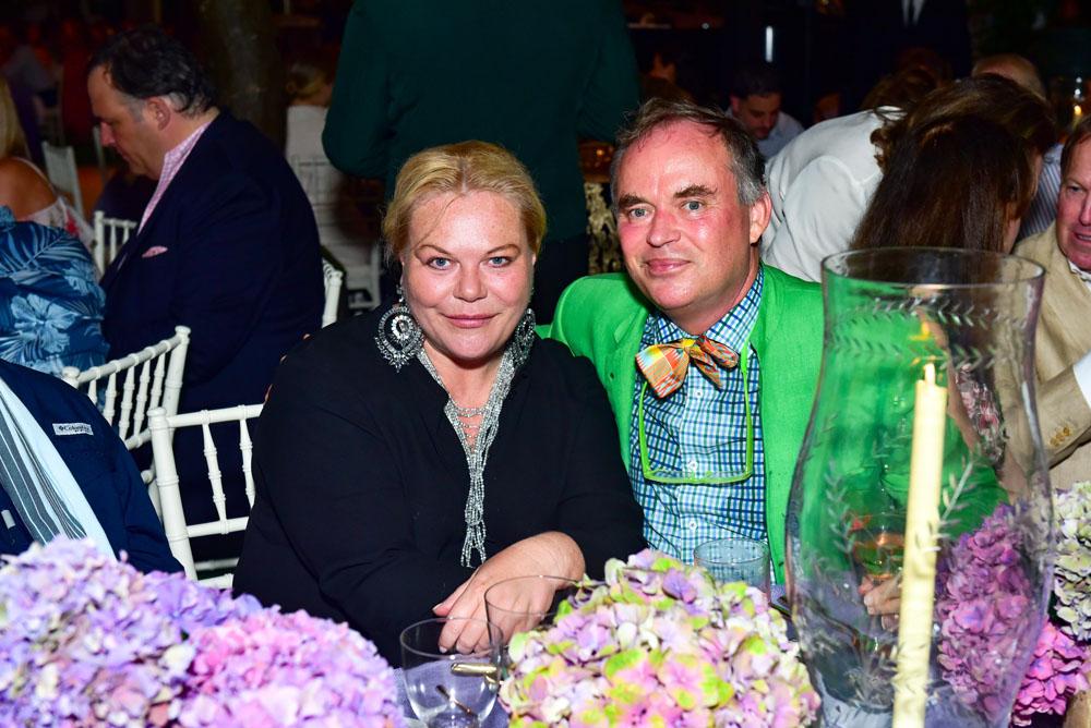Katharina Otto-Bernstein and Christopher Mason