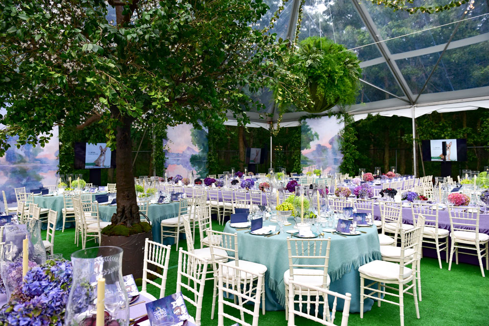 Atmosphere at Animal Rescue Fund of the Hamptons Bow Wow Meow Ball