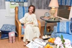 Cathy Kincaid of Cathy Kincaid Interiors.