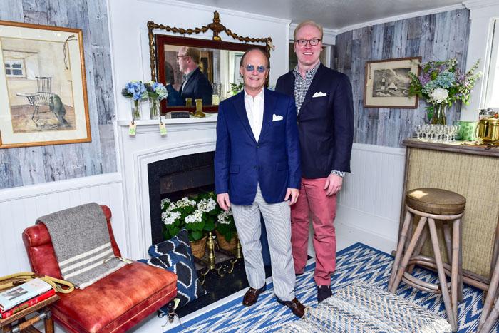 Tom Samet and Nathon Wold, Hamptons House Design LLC