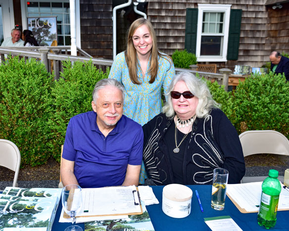 Ken Richmond, Sue Richmond, Jennifer DiClemente