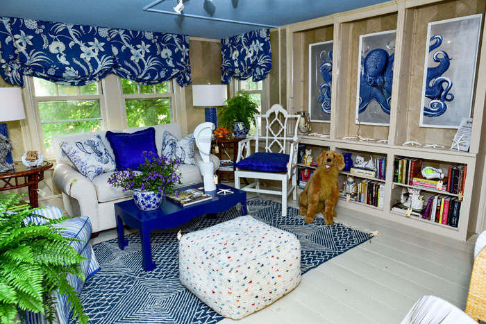 Bungalow by the Beach by Barbara Ostrom