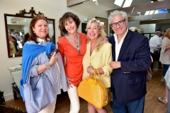 Lorraine Vidal, Lee Fryd, Cindy Lou Wakefield, Rick Friedman== Animal Rescue Fund of the Hamptons 6th Annual Thrift Shop Designer Showhouse== ARF Thrift & Treasure Shop, New York== May 28, 2016== ©Patrick McMullan== Photo-Sean Zanni/PMC==