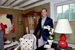 Chris Spitzmiller== Animal Rescue Fund of the Hamptons 6th Annual Thrift Shop Designer Showhouse== ARF Thrift & Treasure Shop, New York== May 28, 2016== ©Patrick McMullan== Photo-Sean Zanni/PMC==