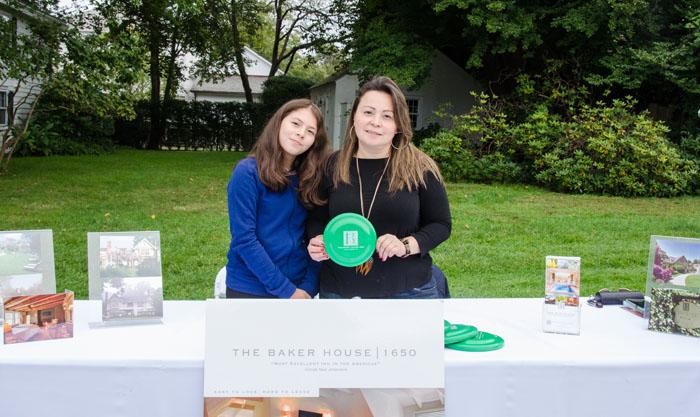The Baker House, event sponsor