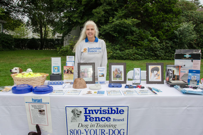 Invisible Fence, event sponsor