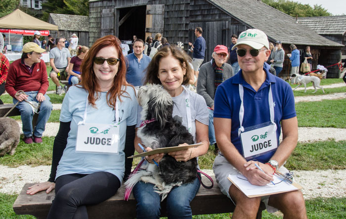 Thank you to our volunteer judges, Patrice Dalton, Rebecca Seltzer and Jerry Manfredonia