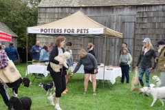 Potter for Pets were on hand
