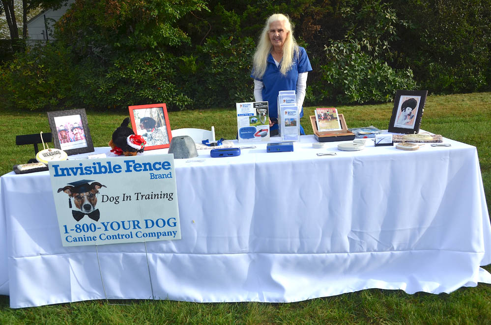 Canine Control by Invisible Fence - Sponsor