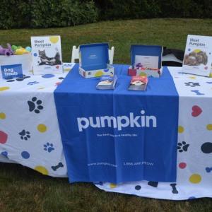 Pumpkin Pet Insurance - Sponsor