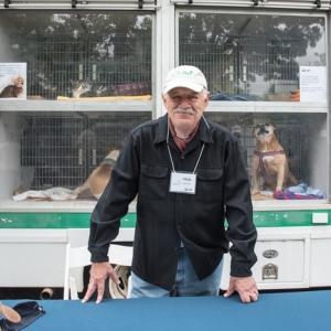 ARF volunteer Paul-Hecht