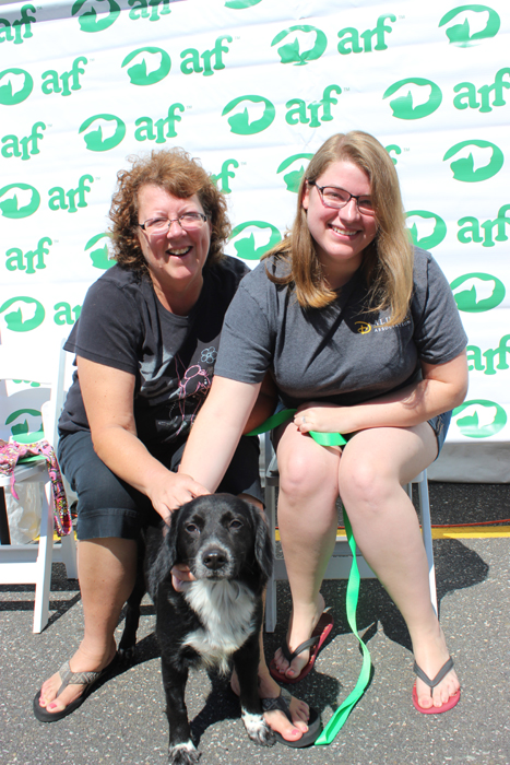 Claire gets adopted!