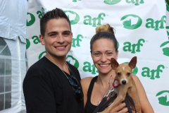 Gia and her new family!