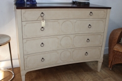 Two Tone Dresser by Hickory Chair Co.