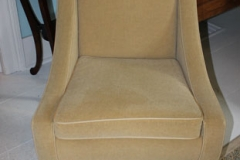 Velour Chair (6 available)