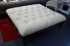 Over-sized Ottoman