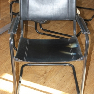 Leather Chair (4 available)